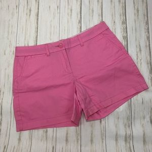Crown and Ivy Pink Shorts Sz 10